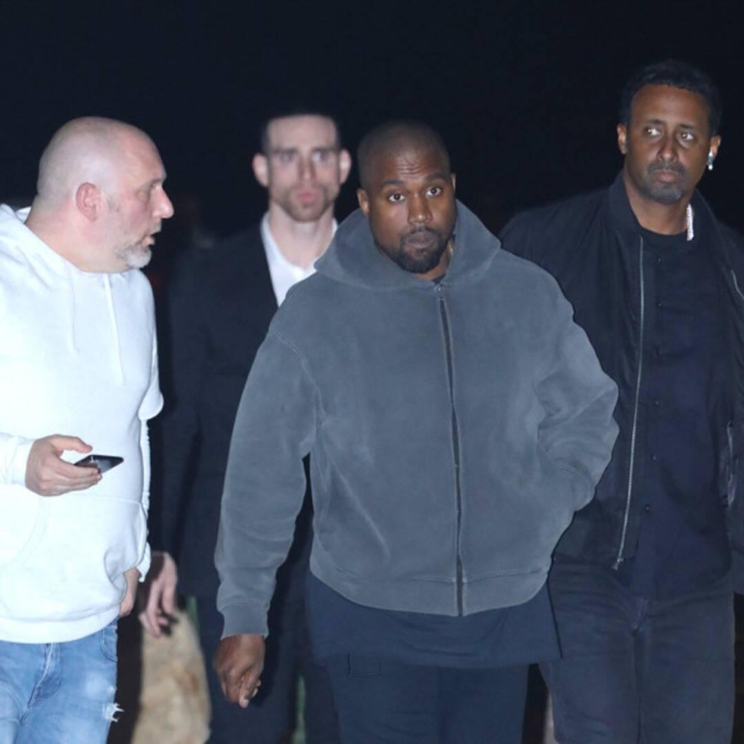 El ex guardaespaldas de Kanye West trabaja en un explosivo documental sobre su trabajo con el rapero