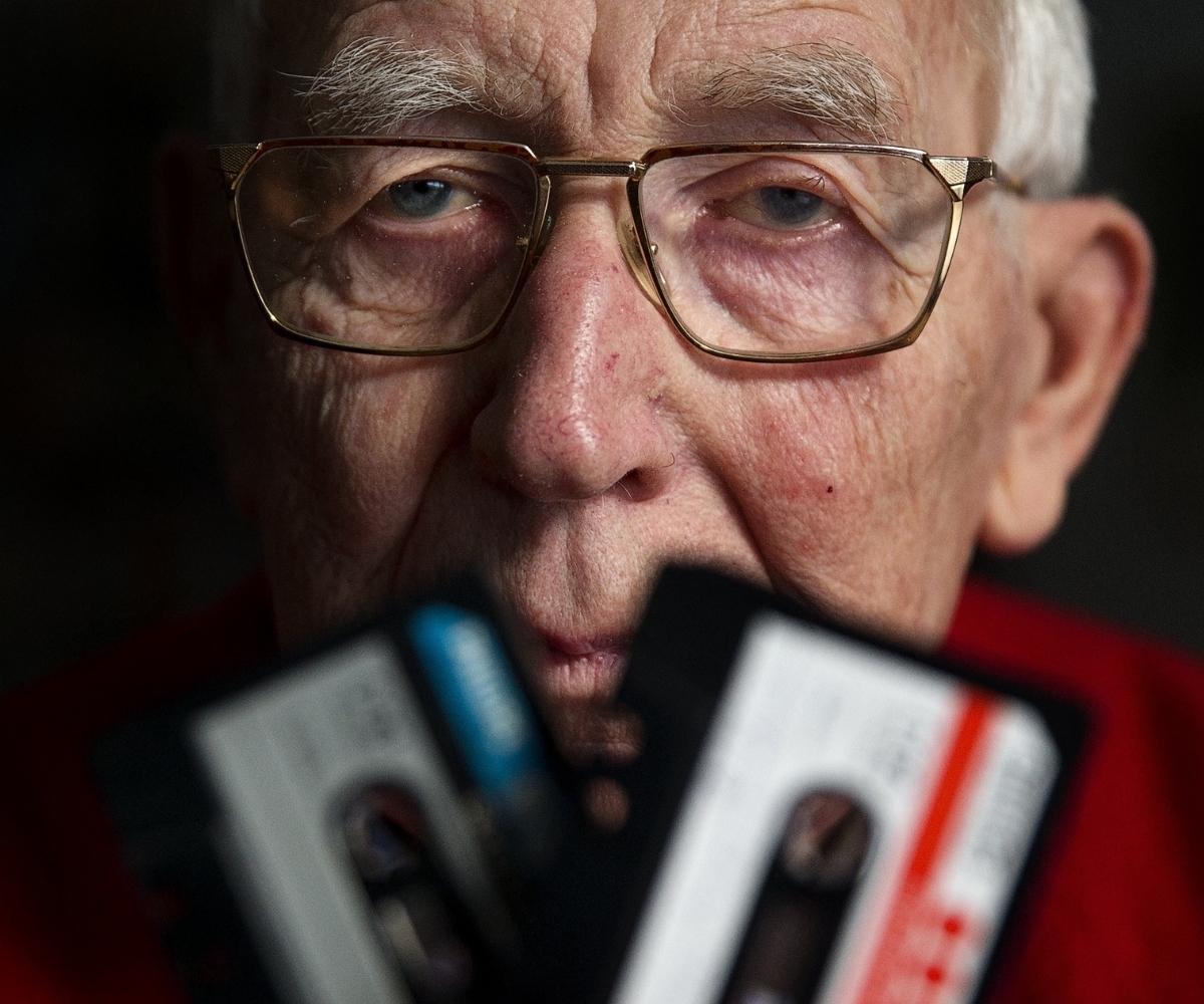 Lou Ottens, inventor de los casete, murió a los 94 años de edad