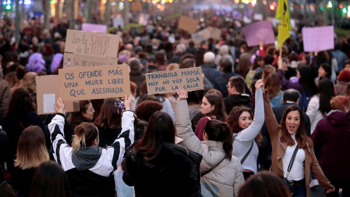 """España: Prohibidas las manifestaciones del Día Internacional de la Mujer en Madrid por motivos de """"salud pública"""""""
