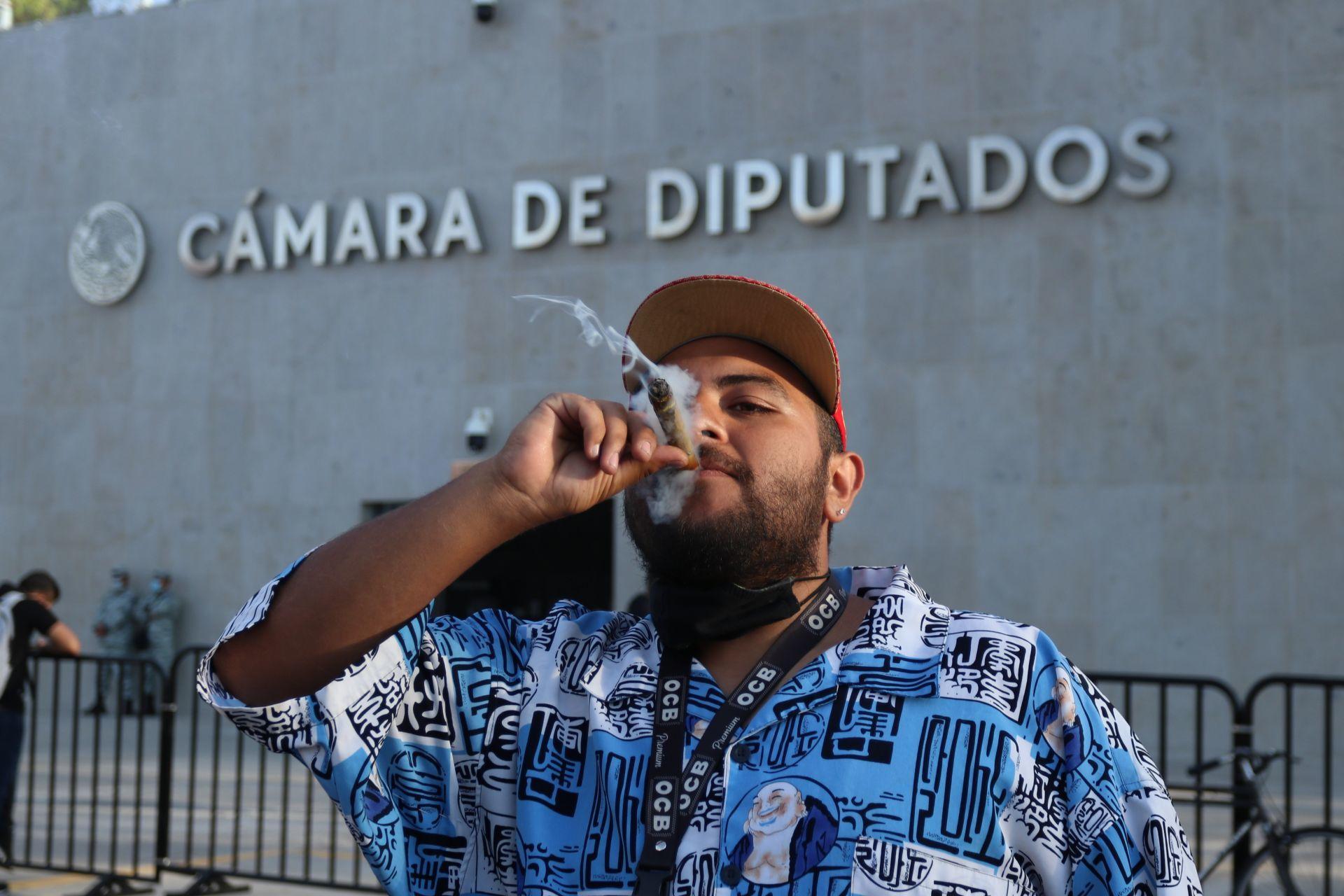 México: Cámara de Diputados aprueba ley para el uso recreativo de la marihuana