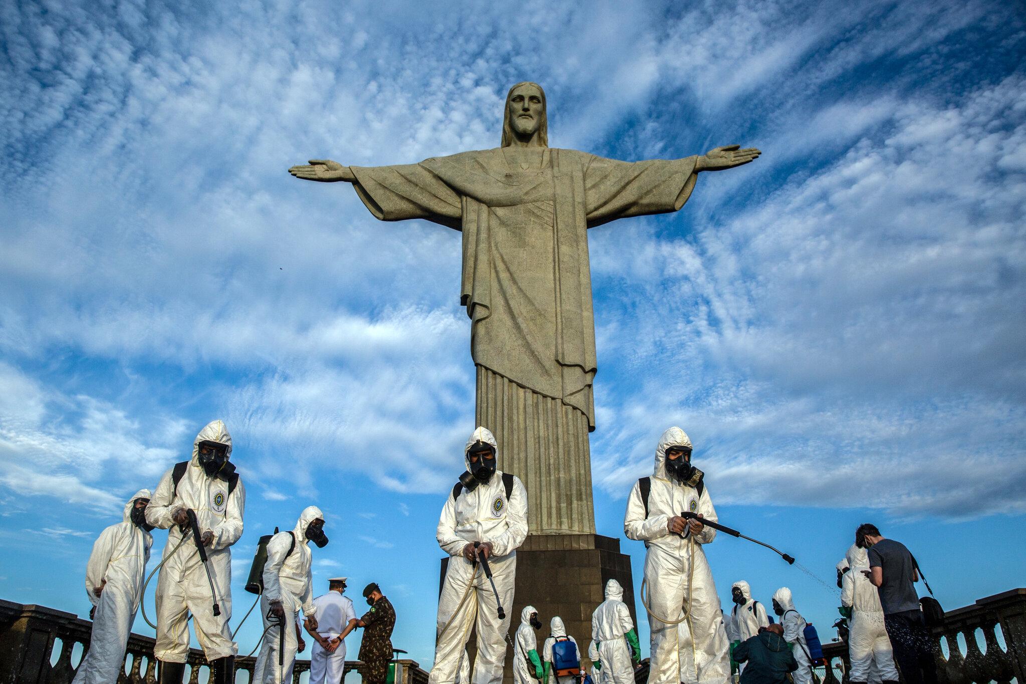 Coronavirus: Rio de Janeiro decreta toque de queda; Variante brasileña del COVID-19 llega a Venezuela
