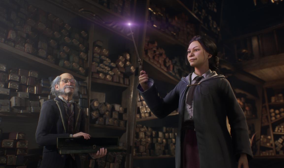 """El nuevo videojuego de """"Harry Potter"""" permitirá  crear personajes trans"""