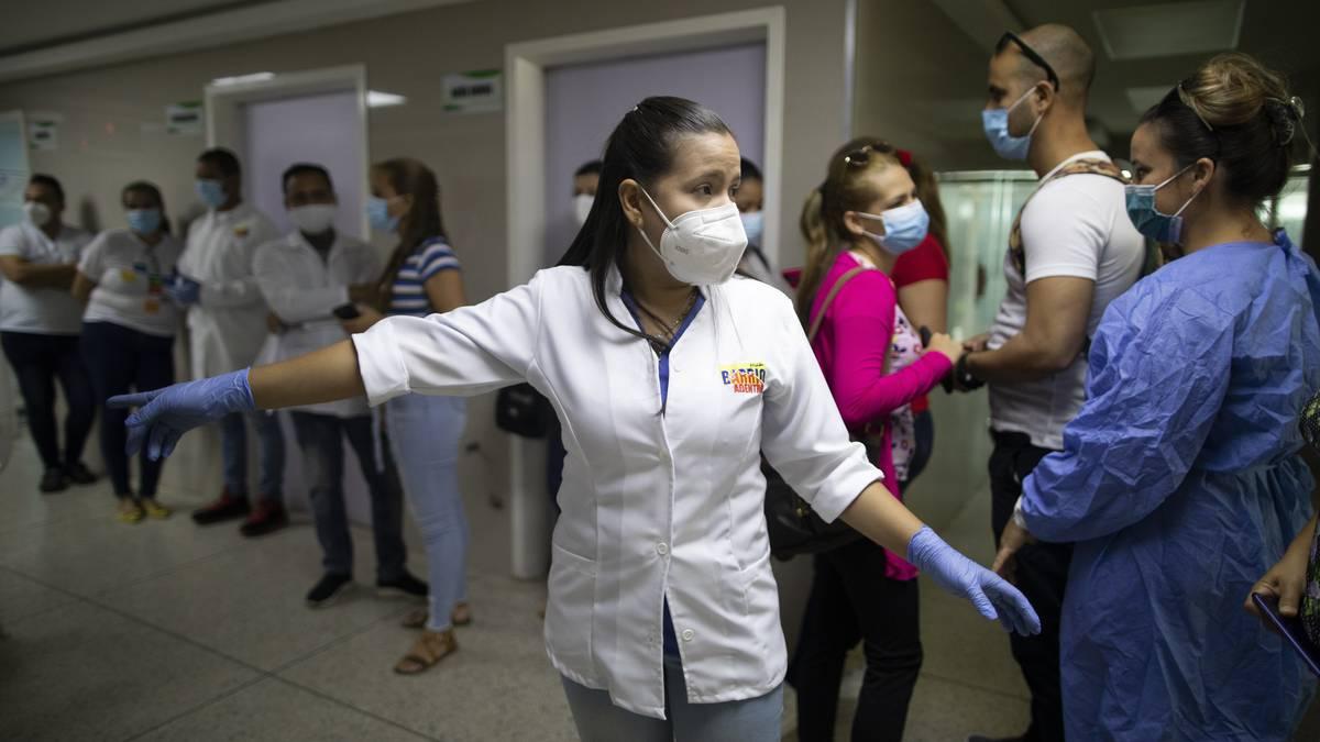 Coronavirus: Sistema de Salud en Venezuela trabaja a su máxima capacidad; nace en México una bebé con anticuerpos contra el COVID-19