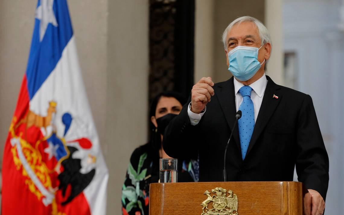 Sebastián Piñera denunciado por crímenes de lesa humanidad en el Tribunal Penal Internacional