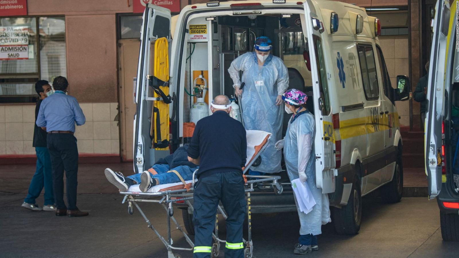 Coronavirus: Adolescente de 16 años fallece en Chile tras complicaciones por COVID; Ecuador extiende restricciones terrestres