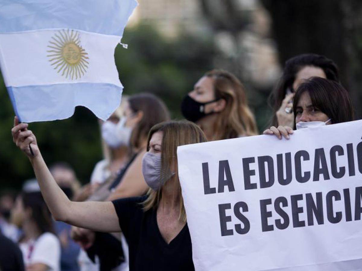 Coronavirus: Juzgado de Argentina desafía a Fernández y ordena regreso a clases presenciales; Chile registra 6.643 nuevos casos