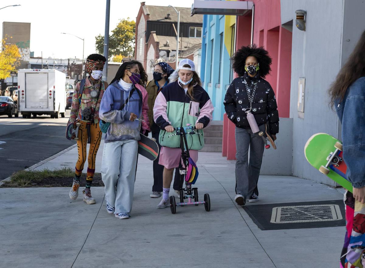 """""""Betty"""": La girl gang de skaters neoyorquinas regresa a HBO con el trailer de su segunda temporada"""