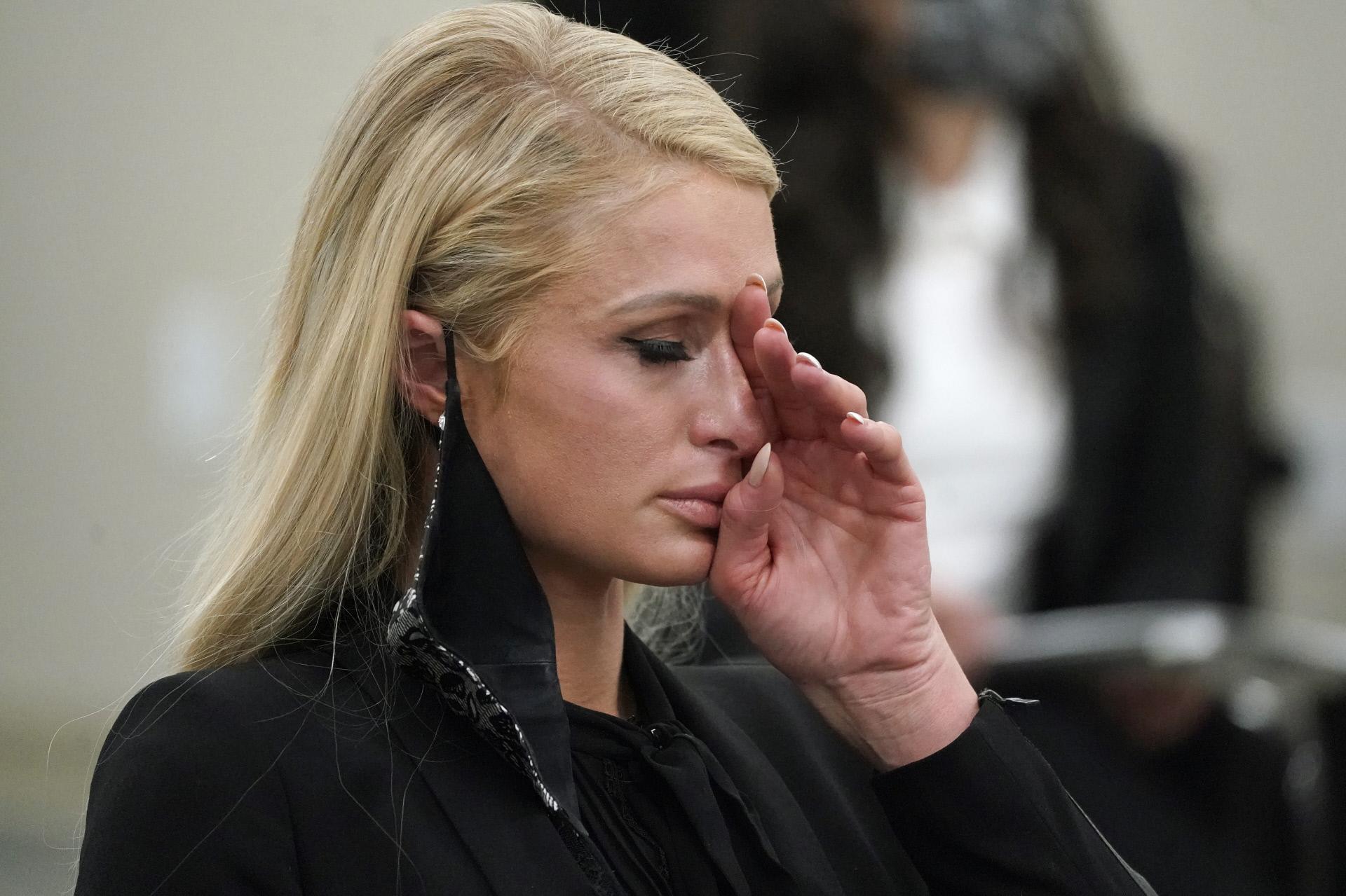 """Paris Hilton dice que la filtración de su """"sex tape"""" le dejó un trastorno de estrés postraumático"""