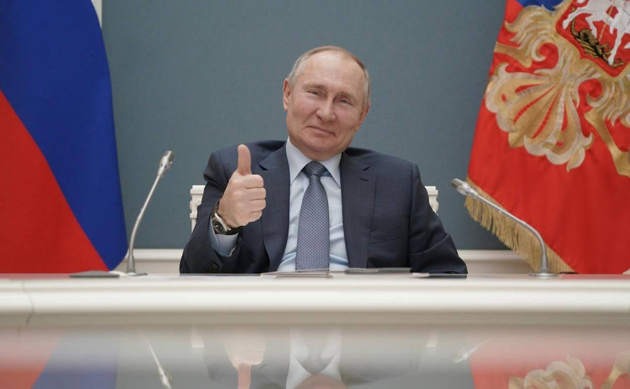 Rusia: Putin firma ley que lo mantendría en el poder hasta 2036
