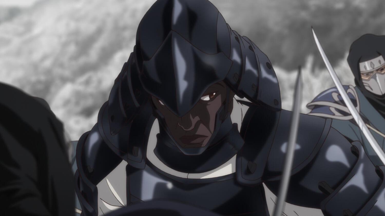"""""""Yasuke"""": El trailer del nuevo anime de Flying Lotus aterriza en Netflix con la historia del primer Samurai negro"""