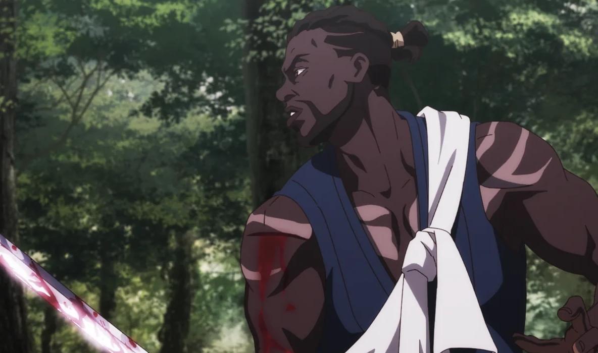 """El trailer de """"Yasuke"""" nos sumerge en la icónica leyenda del primer samurai negro"""