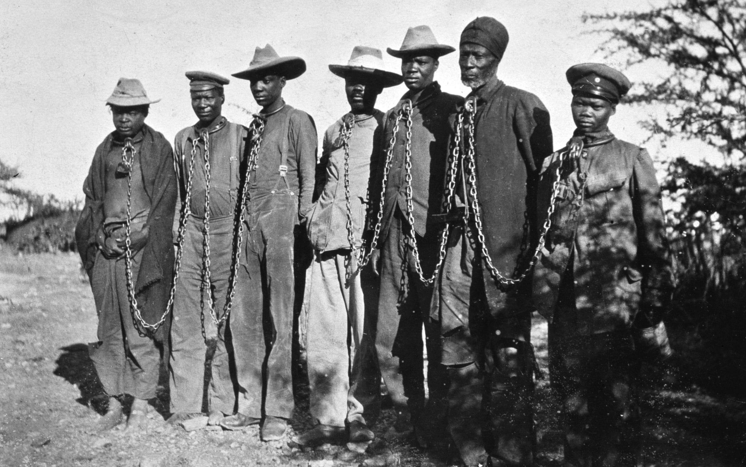 Alemania acuerda pagar a Namibia 1.300 millones de dólares por el histórico genocidio herero-nama