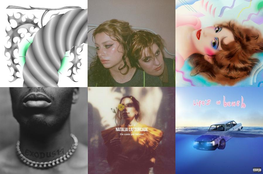 6 nuevos albums que debes escuchar hoy mismo