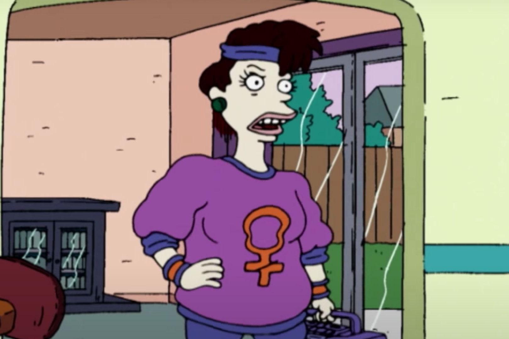 """Betty DeVille de """"Rugrats"""" es oficialmente lesbiana en la nueva versión de Paramount+"""