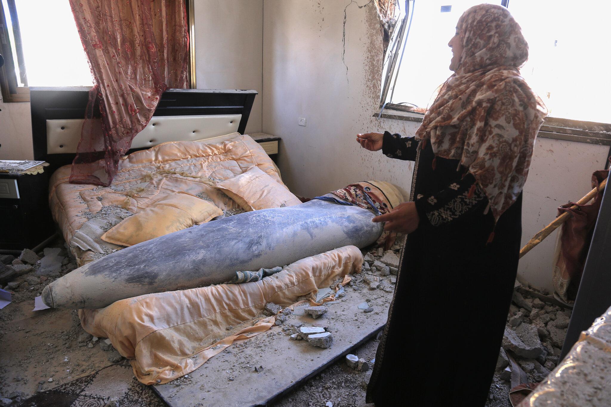 """Hamás afirma que planea alto al fuego con Israel """"en uno o dos días"""""""