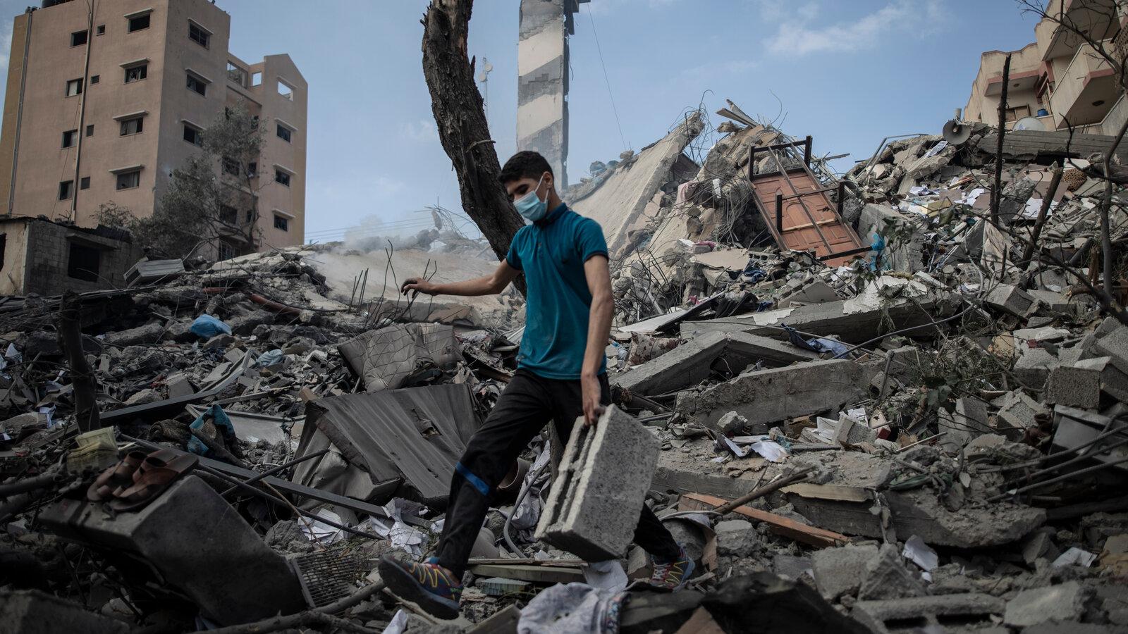 Netanyahu dice que no tiene planes de cese al fuego contra Gaza
