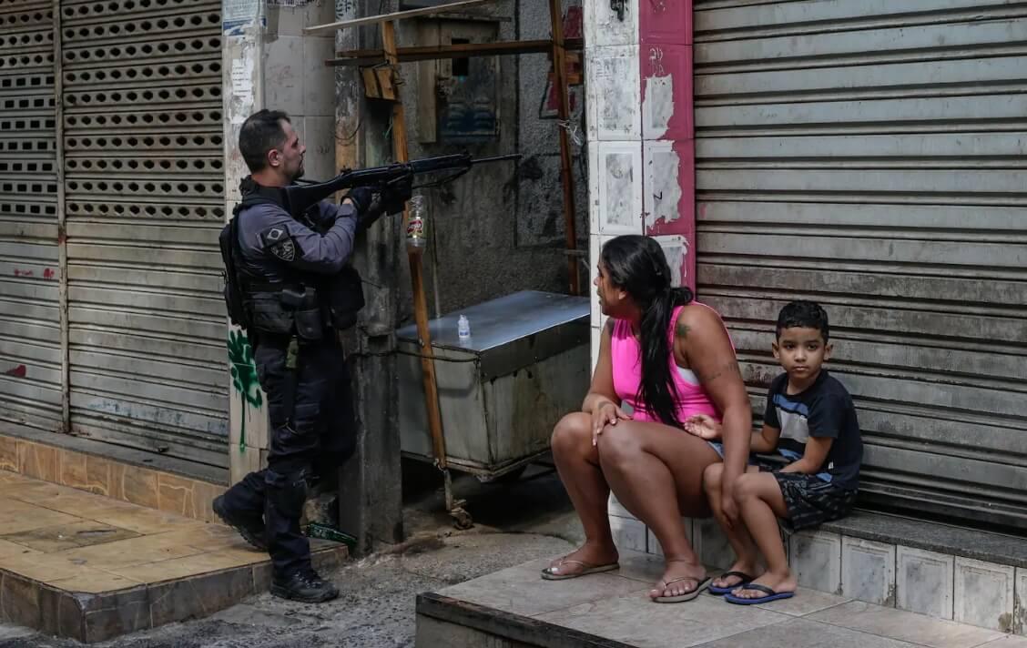 Un operativo policial antinarcotráfico en Rio de Janeiro deja al menos 25 fallecidos