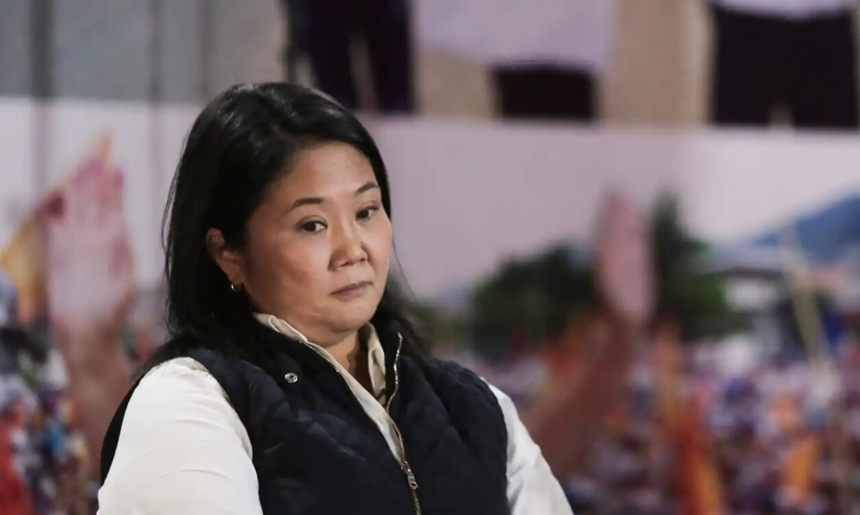 Fiscalía de Perú solicita prisión preventiva para la candidata presidencial Keiko Fujimori