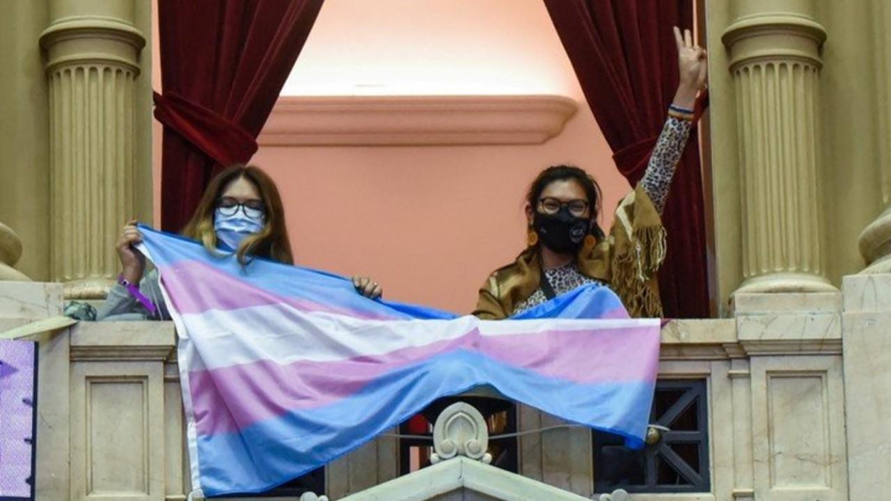 Argentina aprueba ley de inclusión laboral para personas trans