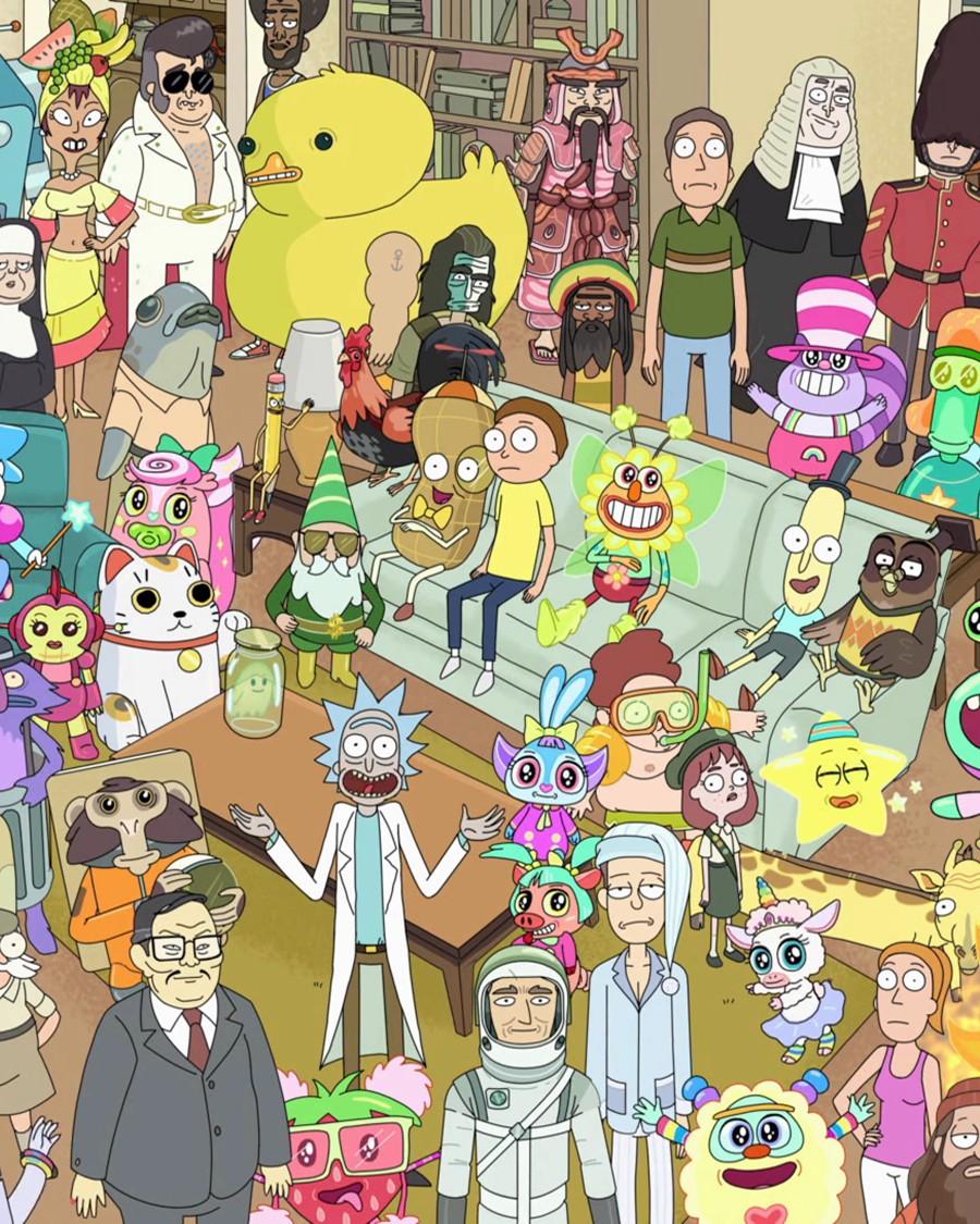 """Los 8 mejores episodios de """"Rick & Morty"""""""