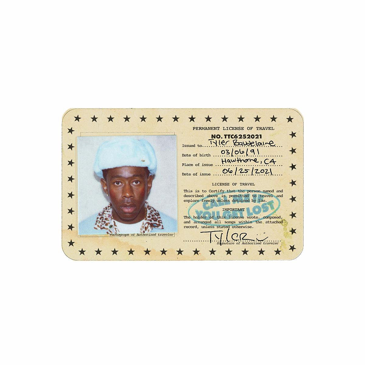 """REVIEW: Tyler, The Creator, """"CALL ME IF YOU GET LOST"""""""