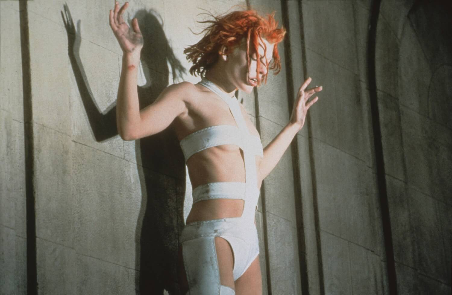 """""""The Fifth Element"""".  Photography: Columbia Pictures"""