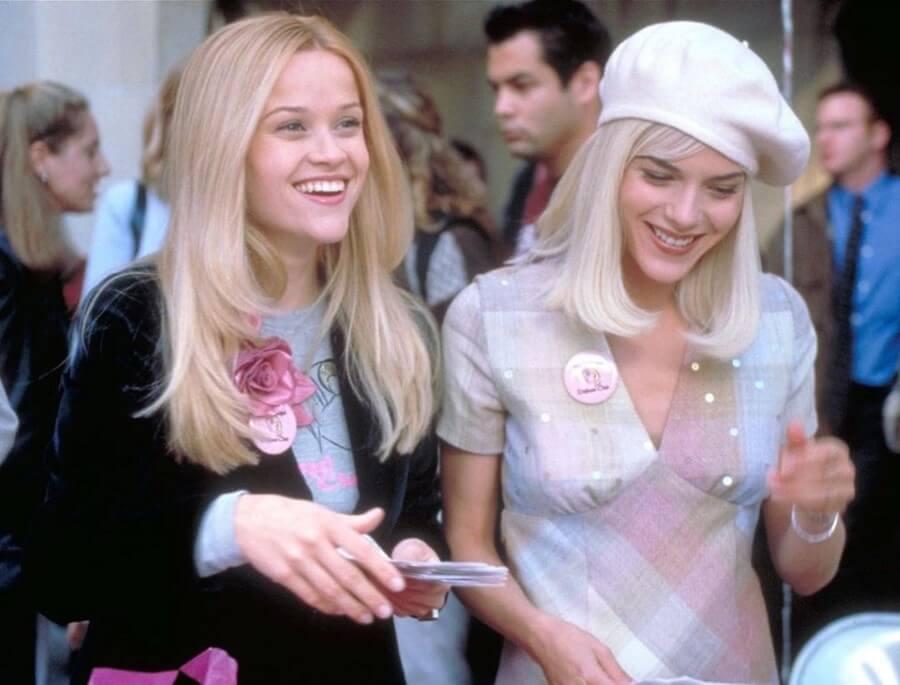 """El supuesto final lésbico de """"Legally Blonde"""" nunca existió, aclara su guionista"""
