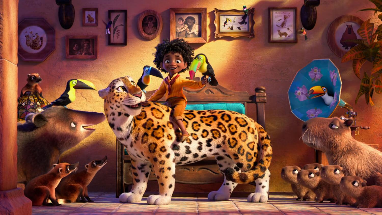 """""""Encanto"""": Disney se inspira en la magia de Colombia en el trailer de su nueva película animada"""
