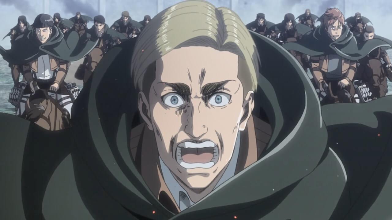 """""""Shingeki no Kyojin"""". Fotografía: IMDB"""