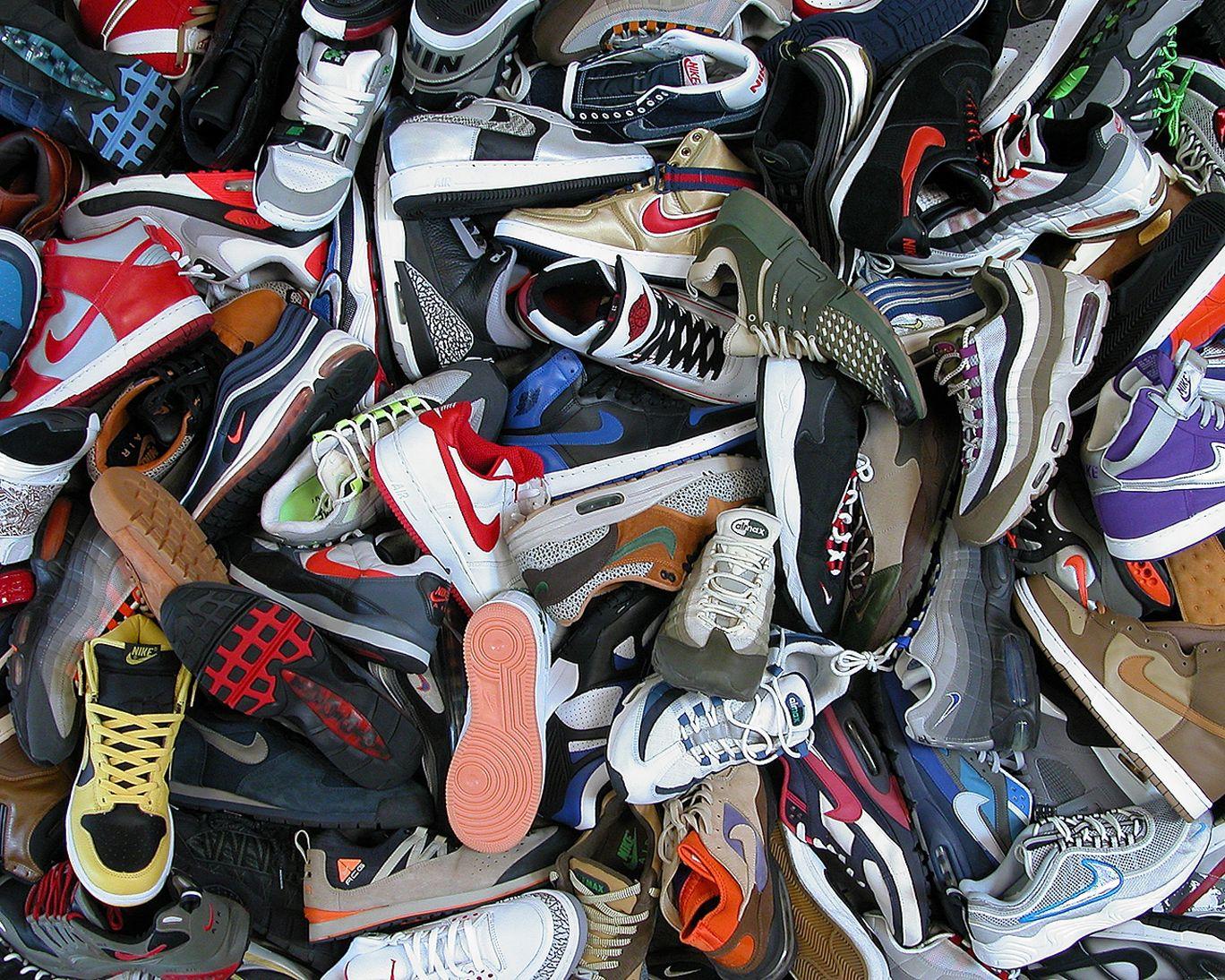 8 zapatillas que nunca pasarán de moda