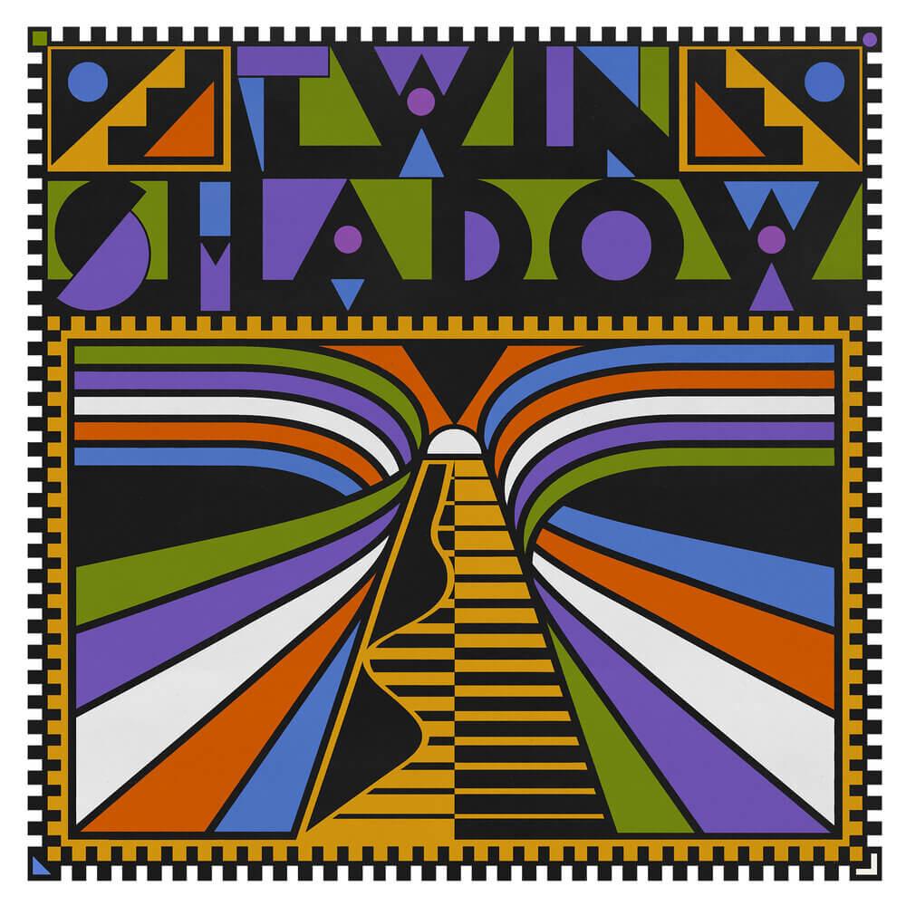 """Portada del álbum """"Twin Shadow"""" de Twin Shadow."""