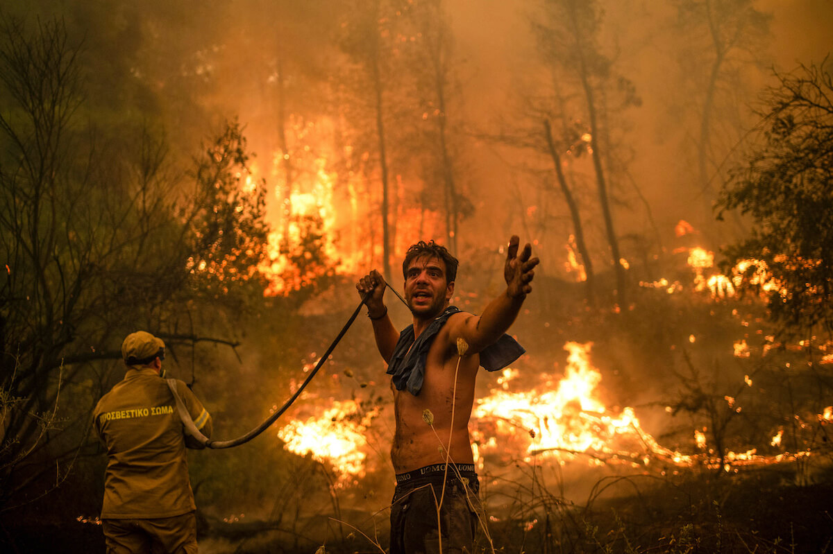 """¿Qué significa el """"código rojo"""" para la humanidad debido al nivel crítico del cambio climático?"""
