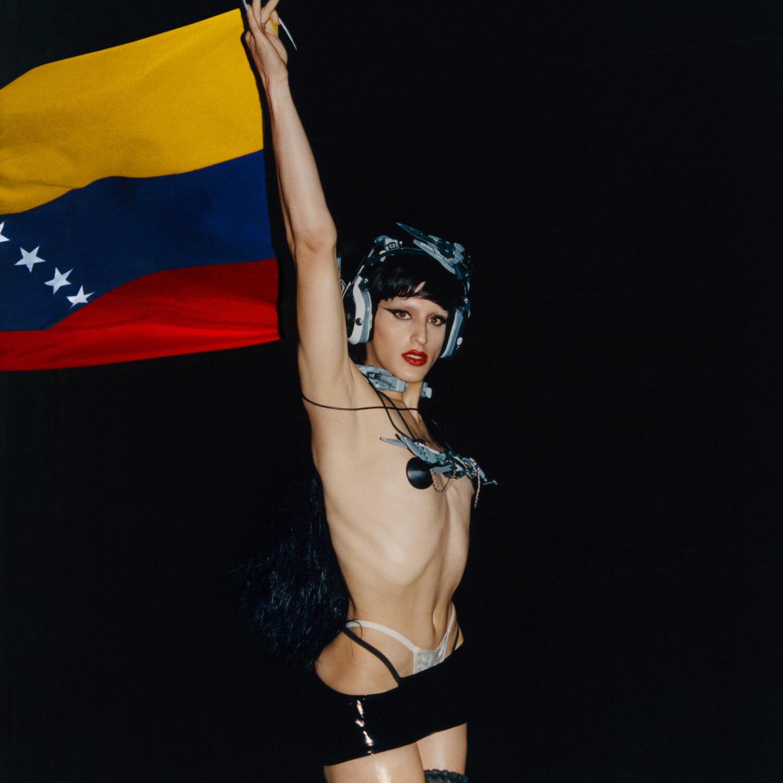 """Arca remezclará a Lady Gaga con """"changa tuki"""" venezolana en el disco de remixes de """"Chromatica"""""""