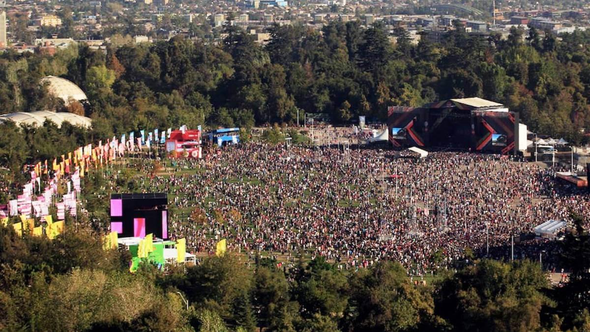 Chile hará un experimento con un concierto para determinar la vuelta a los shows en vivo