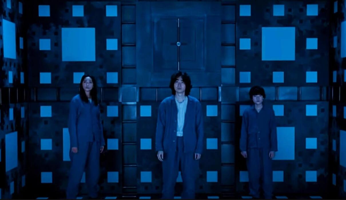 """La versión japonesa del filme de culto """"Cube"""" llega con un nuevo y escalofriante trailer"""
