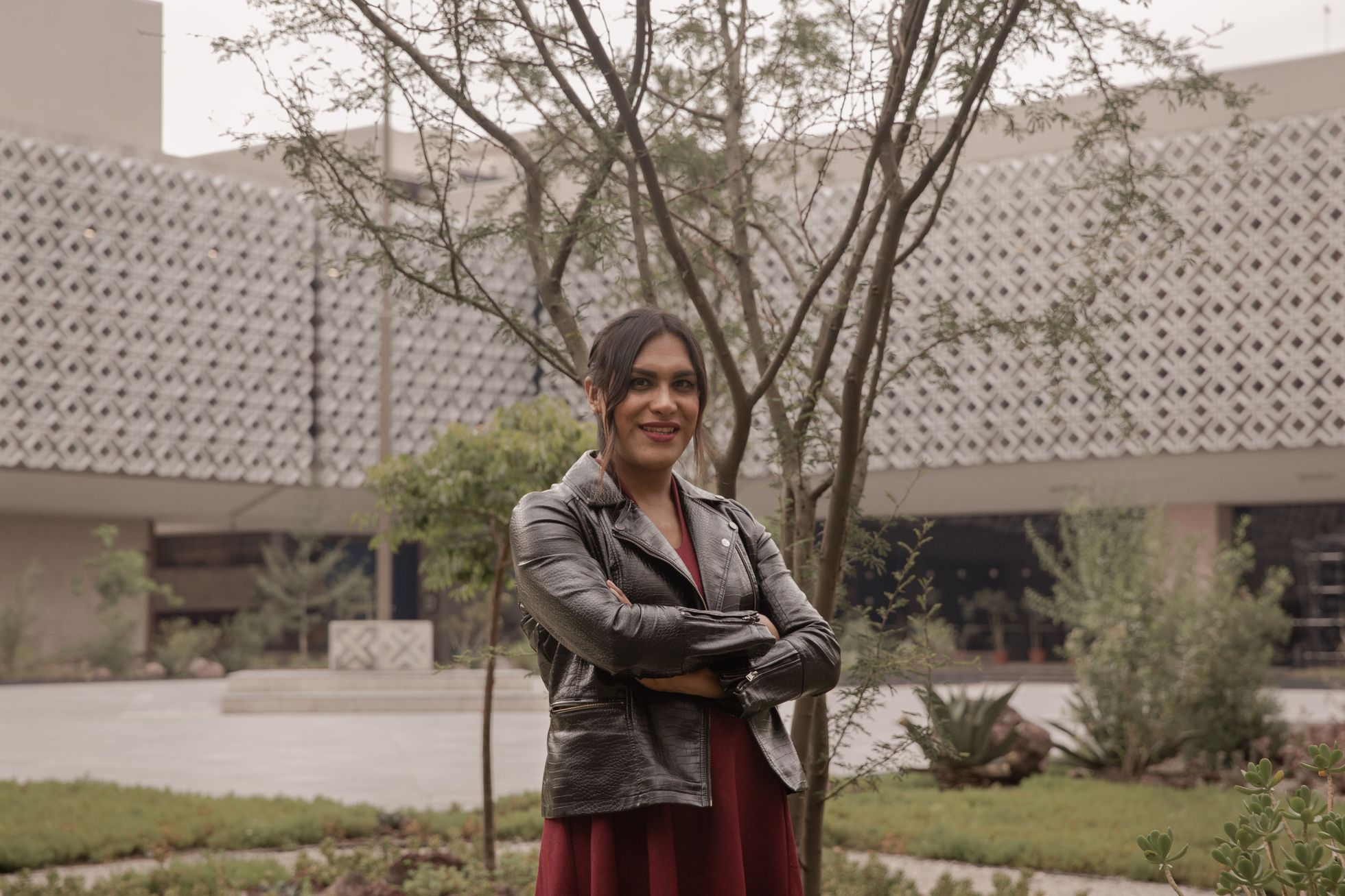 María Clemente García, la mujer que llegará al Congreso como una de las primeras diputadas trans de México