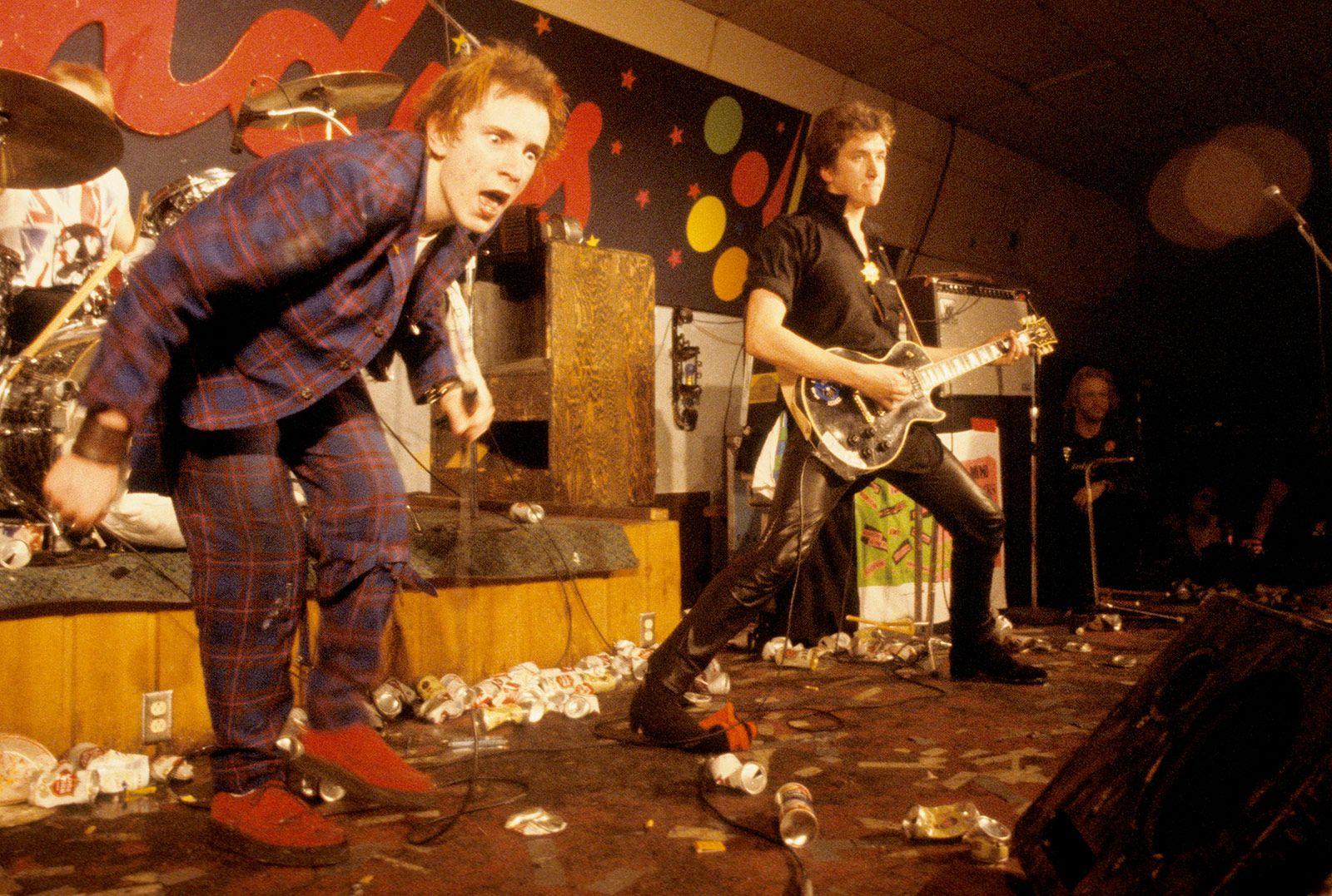 Sex Pistols ganan batalla legal contra John Lydon por uso de canciones en la nueva serie de Danny Boyle