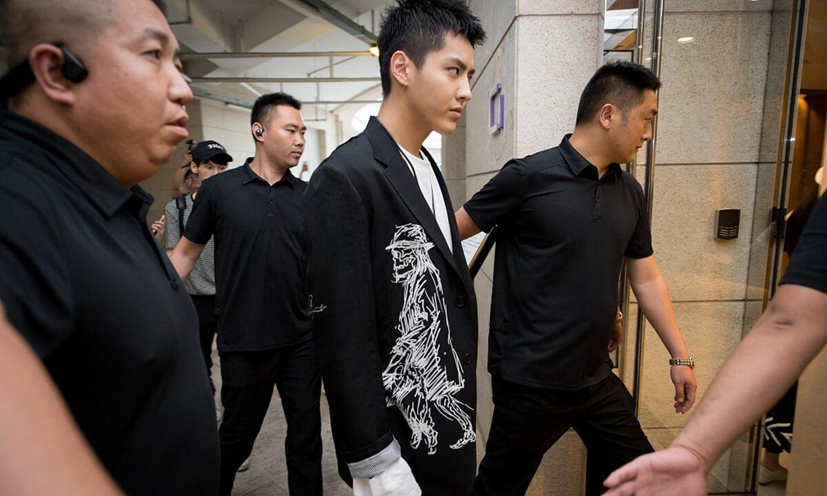 China: Kris Wu, ex integrante de la agrupación EXO es detenido tras denuncias de violación