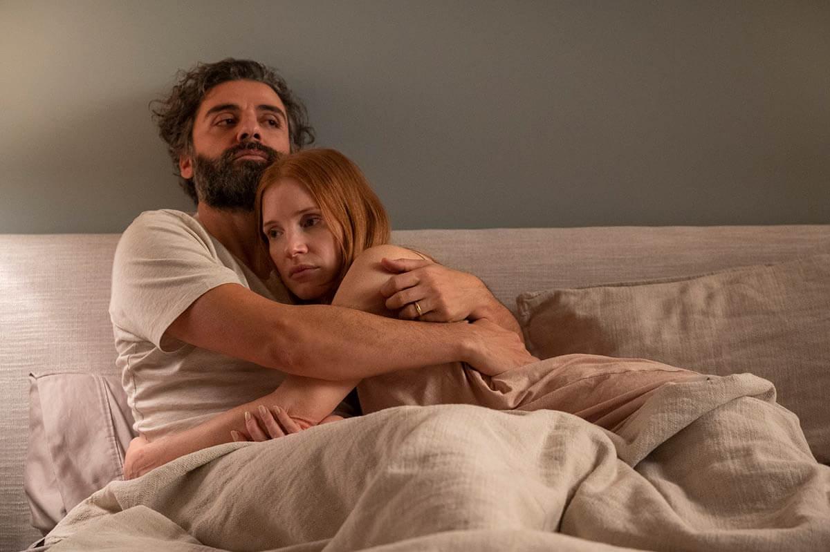 """""""Scenes From A Marriage"""": Oscar Isaac y Jessica Chastain buscan salvar su matrimonio en el trailer de la nueva miniserie de HBO"""