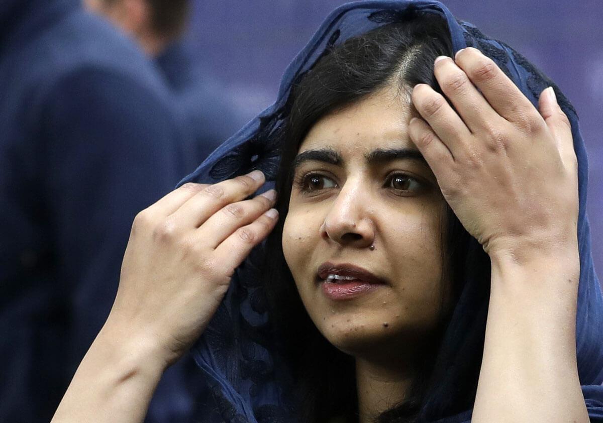 Afganistán: Malala Yousafzai pide a los países abrir sus fronteras para recibir refugiados