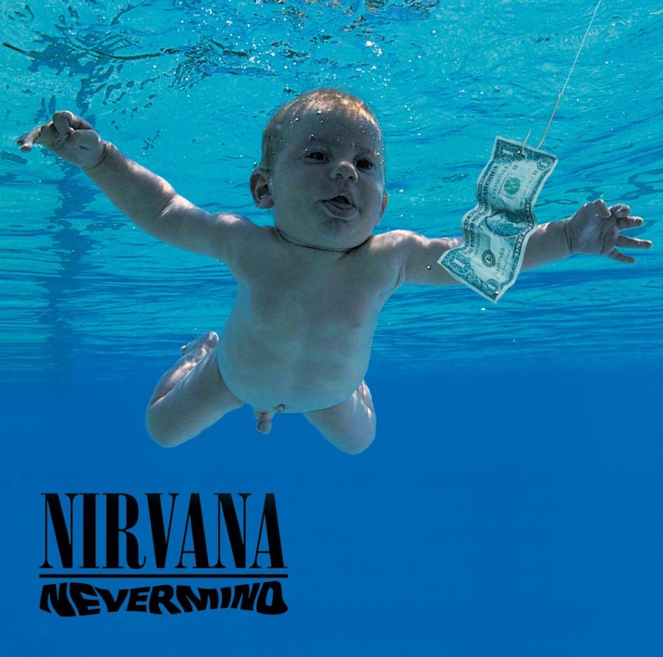 """El bebé de la portada de """"Nevermind"""" demanda a Nirvana por pornografía infantil"""