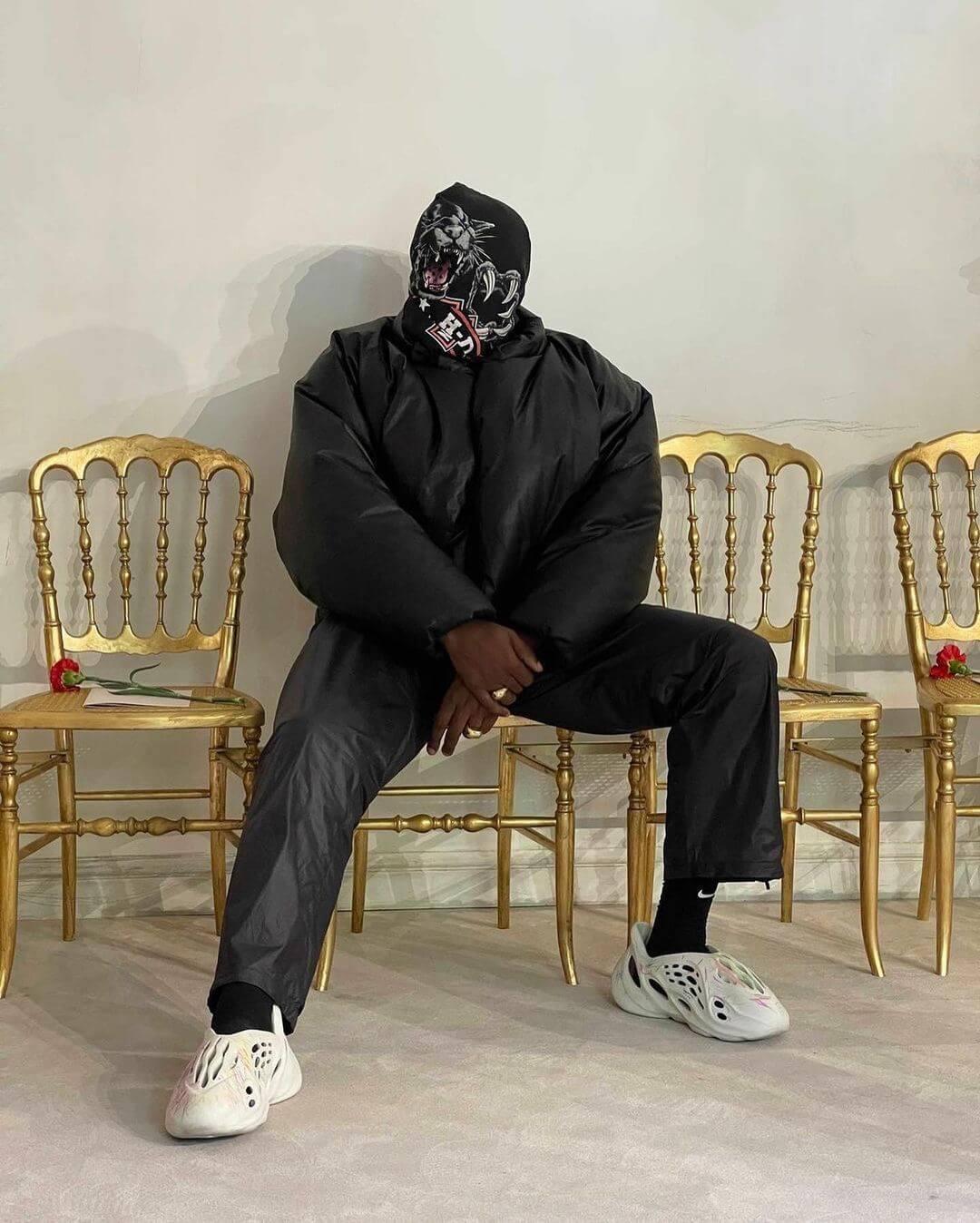 """Kanye West elimina el remix """"Nah Nah Nah"""" con DaBaby de los servicios de streaming"""