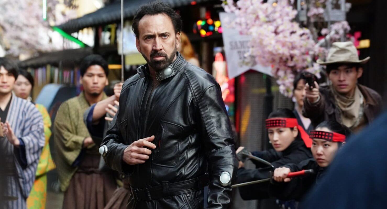 """""""Prisoners of the Ghostland"""": Nicolas Cage se une a Sion Sono en el trailer de este demente western samurai"""