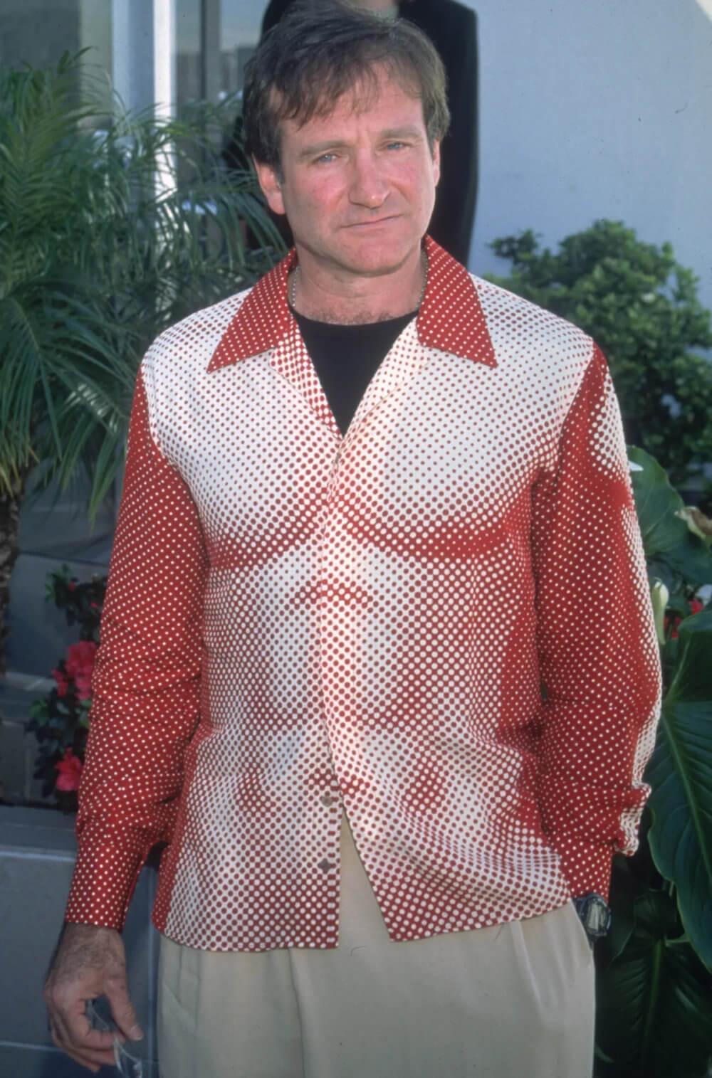 Robin Williams. Fotografía: Getty