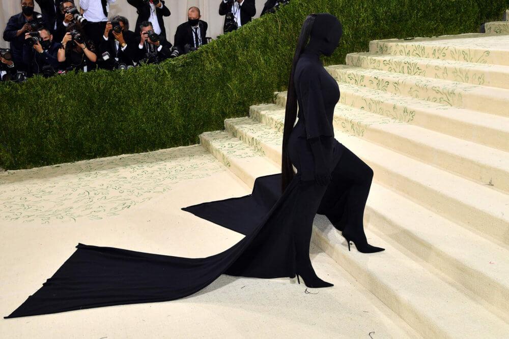Kim Kardashian. Fotografía: Getty