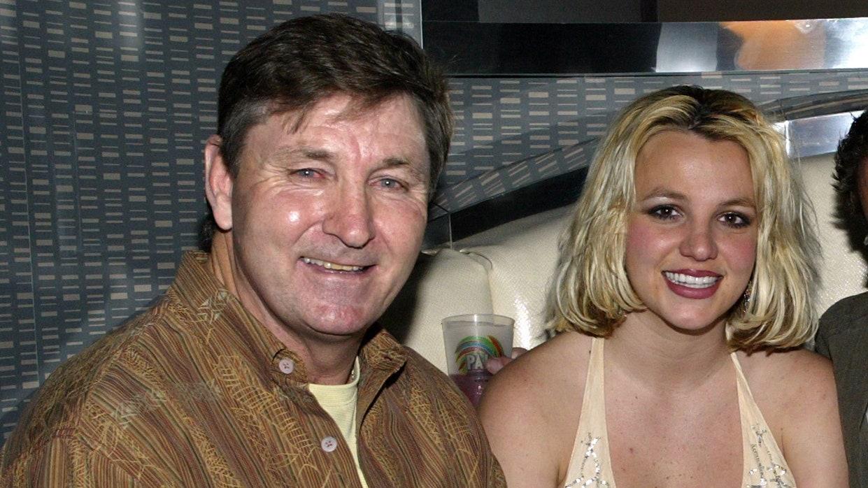 El padre de Britney Spears es suspendido oficialmente como su tutor legal