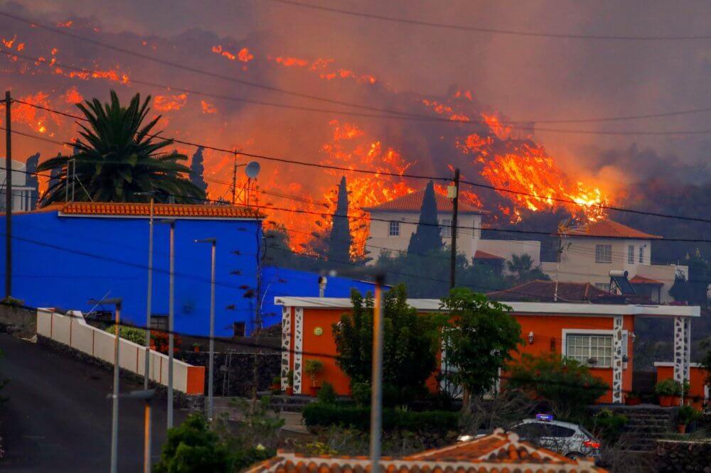 España: Todo lo que sabemos hasta ahora de la erupción del volcán de La Palma