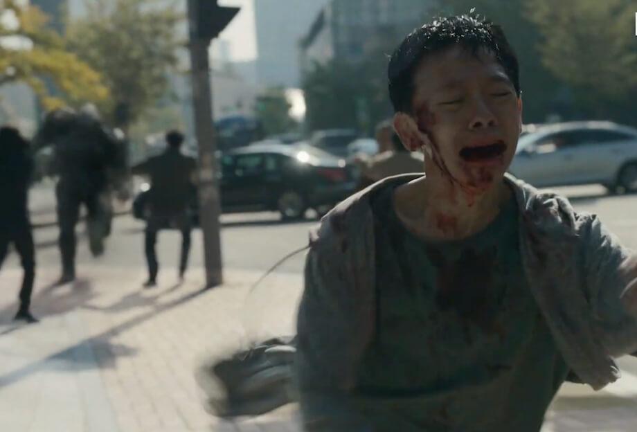 """""""Hellbound"""": El creador de """"Train To Busan"""" regresa con el trailer de una aterradora serie K-drama para Netflix"""
