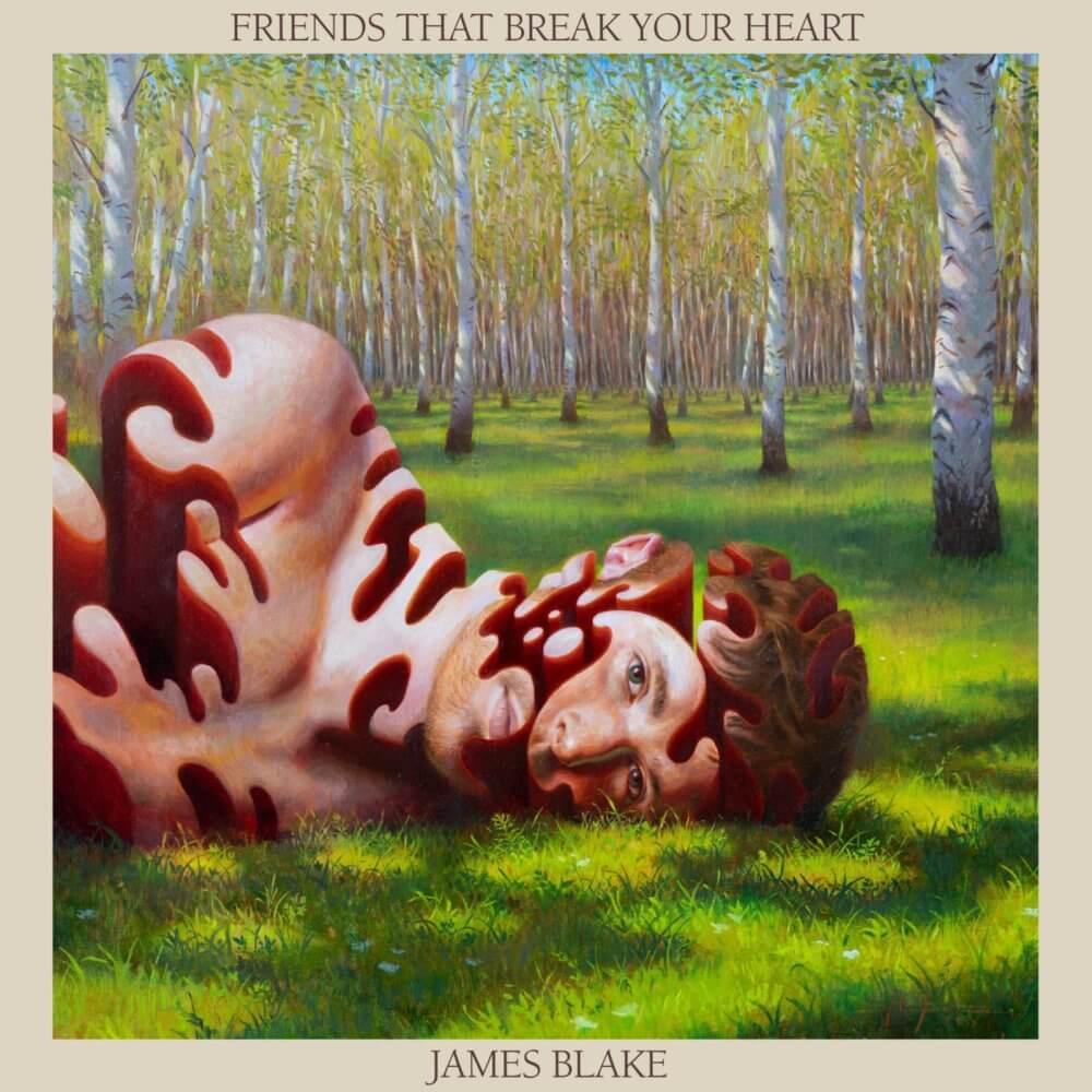 "Review: James Blake, ""Friends That Break Your Heart"""