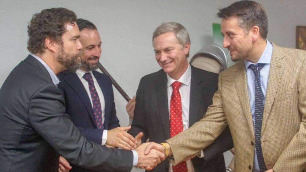 El partido español Vox establece una plataforma de extrema derecha en Latinoamérica con Bolsonaro, Kast, Fujimori y más
